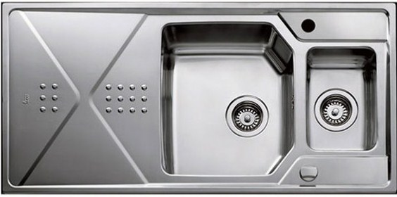 Кухонная мойка Teka EXPRESSION 1 1/2 B 1D 1000х500 (12126011)