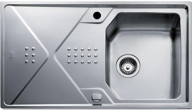 Кухонная мойка Teka EXPRESSION 1B 1D 86 860х500 (12126012)