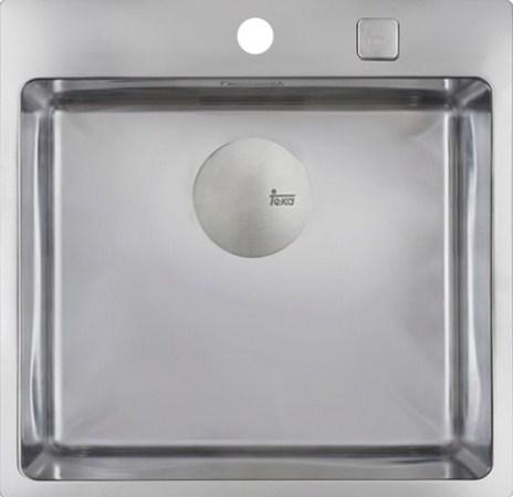 Кухонная мойка Teka Forlinea R15 50.40 540х500 (12138020)