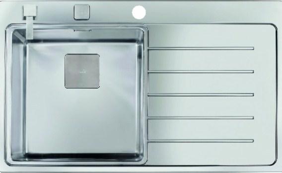 Кухонная мойка Teka ZENIT R15 1B 1D LHD 86 860х520 (12139014)