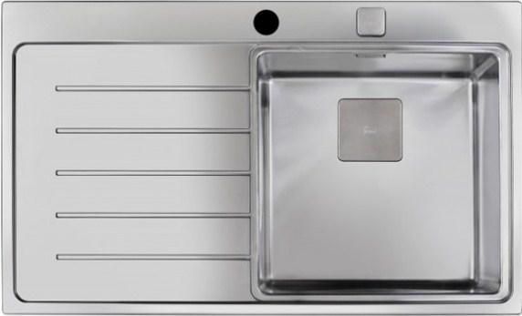 Кухонная мойка Teka ZENIT R15 1B 1D LHD 86 860х520 (12139015)