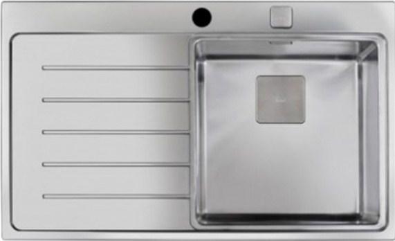 Кухонная мойка Teka ZENIT R15 1B 1D LHD 86 860х520 (13139005)