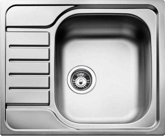 Кухонная мойка Teka UNIVERSAL 580.500 1B 1D 580х500 (30000061)