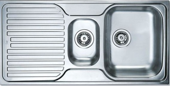 Кухонна мийка Teka PRINCESS 1 1/2 B 1D 1000х500 (30000174)