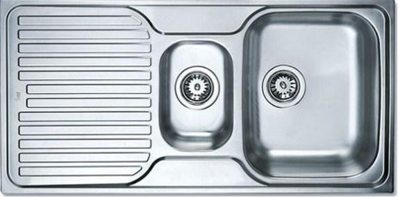 Кухонная мойка Teka PRINCESS 1 1/2 B 1D 1000х500 (30000184)