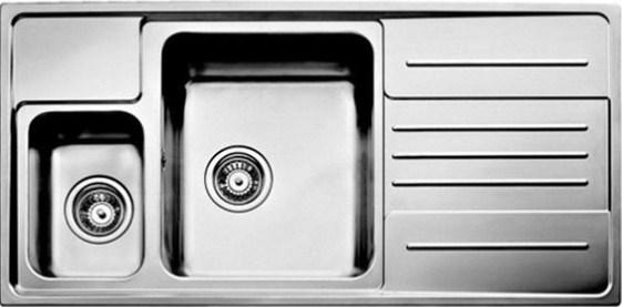 Кухонна мийка Teka STAGE 60 B RHD 1000х500 (30000592)