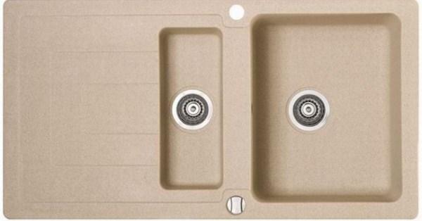Мойка кухонная Marmorin STEN 940х520х215 (3855130xx)