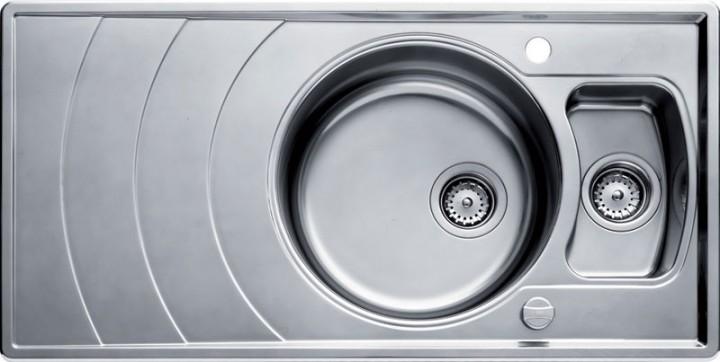 Кухонная мойка Teka ZENO 60 B 960х480 (40139410)