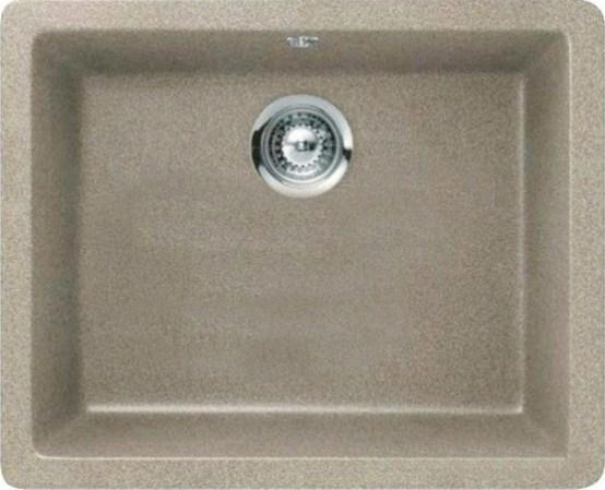 Кухонная мойка Teka Radea 490/370 TG 550х430 (40143663)
