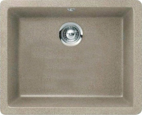 Кухонна мийка Teka Radea 490/370 TG 550х430 (40143663)