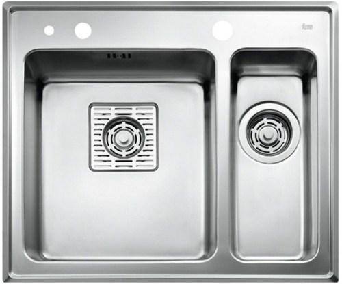 Кухонная мойка Teka FRAME 1 1/2 B 595х510 (40180520)