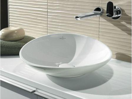 Умывальник  Villeroy&Boch My Nature, Ceramic Plus (411045R1)