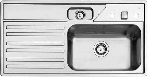 Кухонная мойка Teka PENTO 60 B 1000х500 (88283)