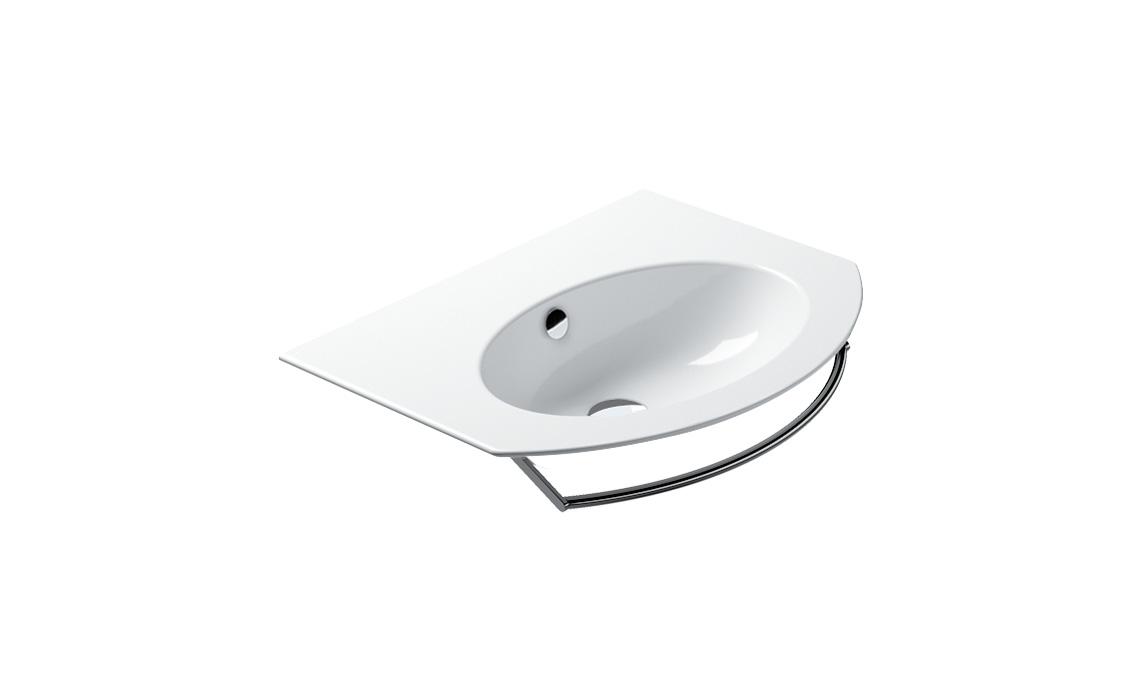 Раковина Catalano VELIS 62×48 белая 162VL00