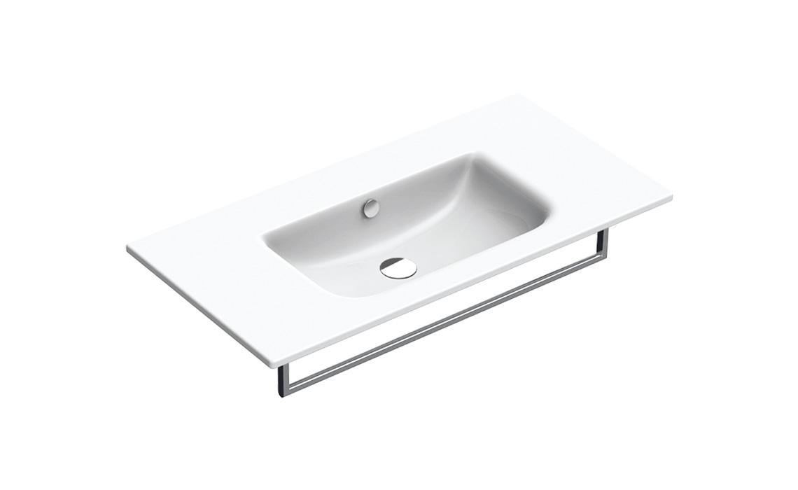 Умывальник Catalano SFERA 100×48 белый 1100SFN00