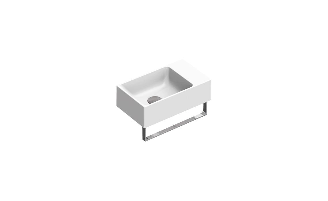 Раковина Catalano VERSO 40×23 белая 14023VE00