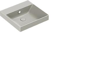 Раковина Catalano NEW ZERO 50×50 серая матовая 150ZPCS