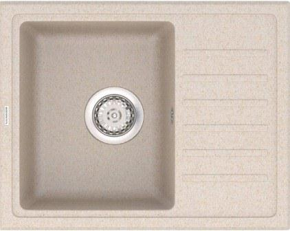 Кухонная мойка VANKOR Lira LMP02.55 555×450