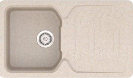 Кухонная мойка VANKOR Sigma SMP02.85 850×500