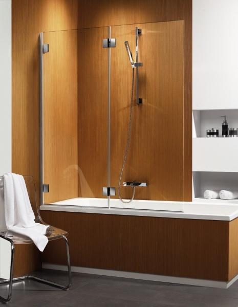 Шторa для ванни Radaway Carena PN PNJ 700 ліва (202101-101L)