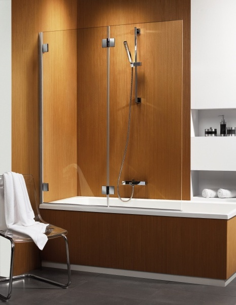 Шторa для ванны Radaway Carena PN PNJ 1300 левая (202201-101L)