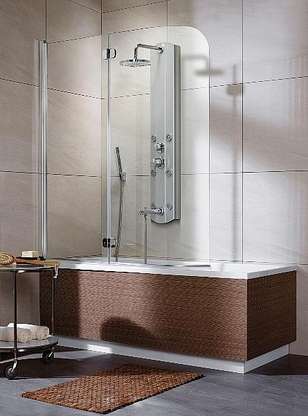 Штора для ванны Radaway Eos PNJ 700 левая (205101-101L)