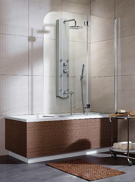 Штора для ванны Radaway Eos PNJ 700 правая (205101-101R)
