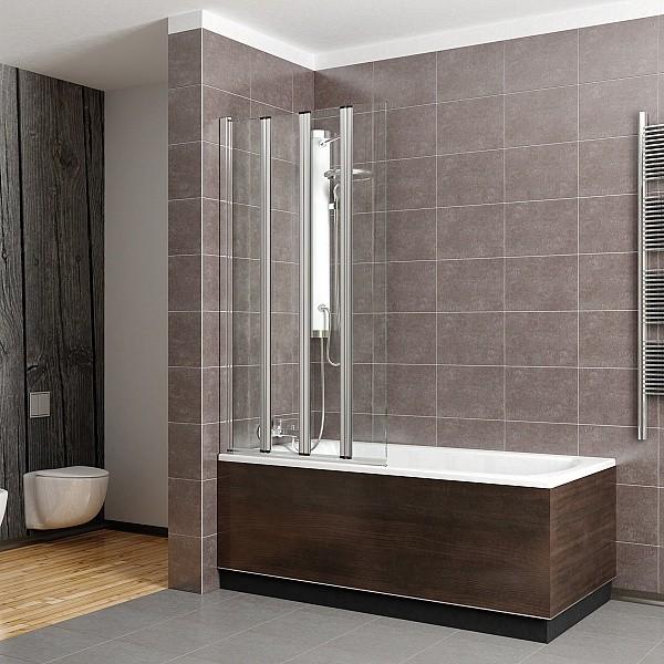 Штора для ванни Radaway Eos PNW4 860 (205401-101)