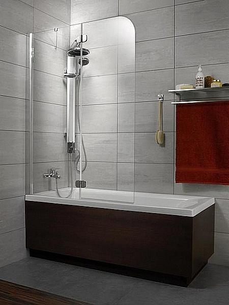 Штора для ванны Radaway Torrenta PNJ 100 левая (201202-101NL)