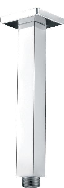 Кронштейн для верхнего душа Аква Родос Rodos 200 (хром)