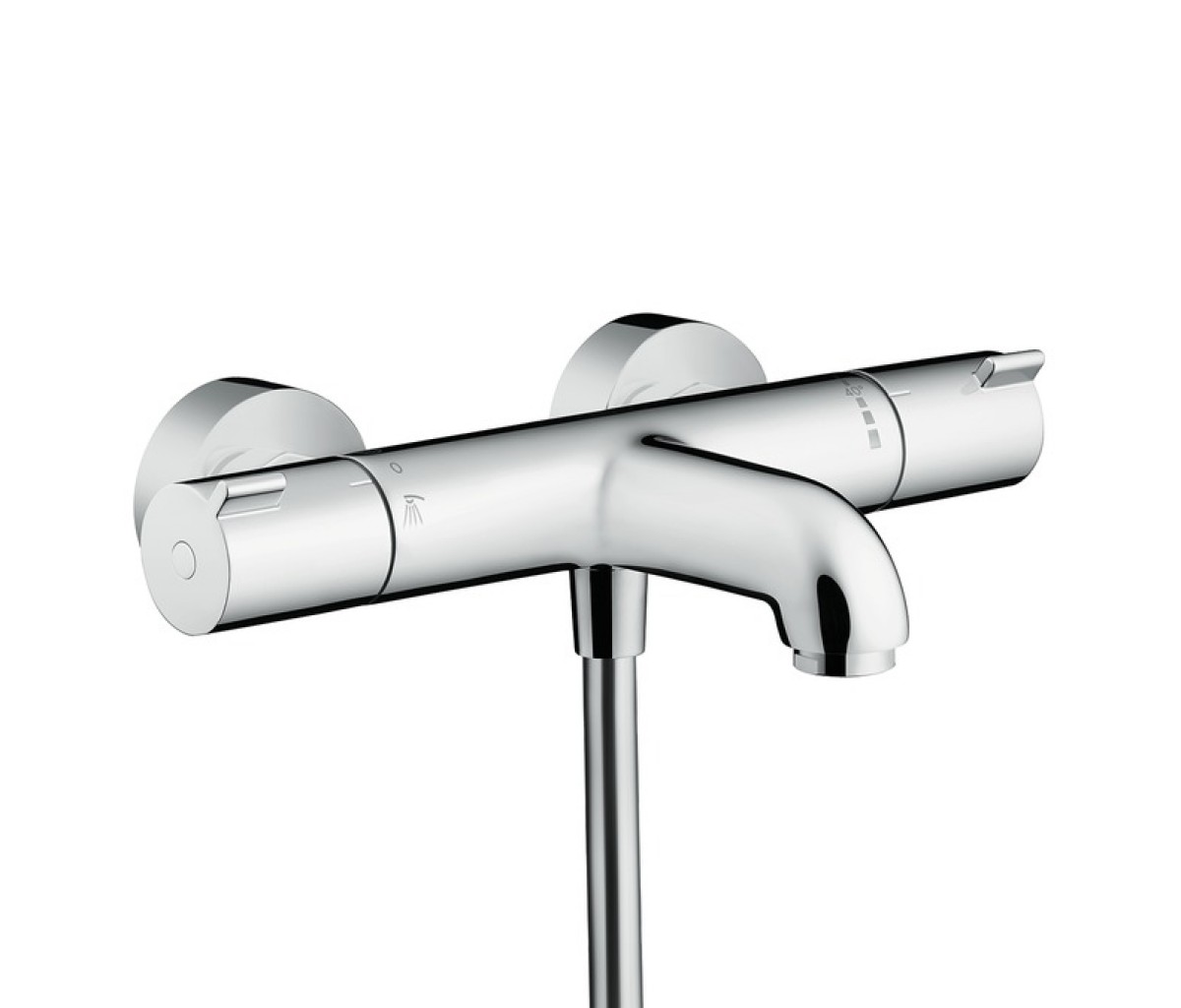 Смеситель для ванны HANSGROHE Ecostat 1001 CL (13201000)