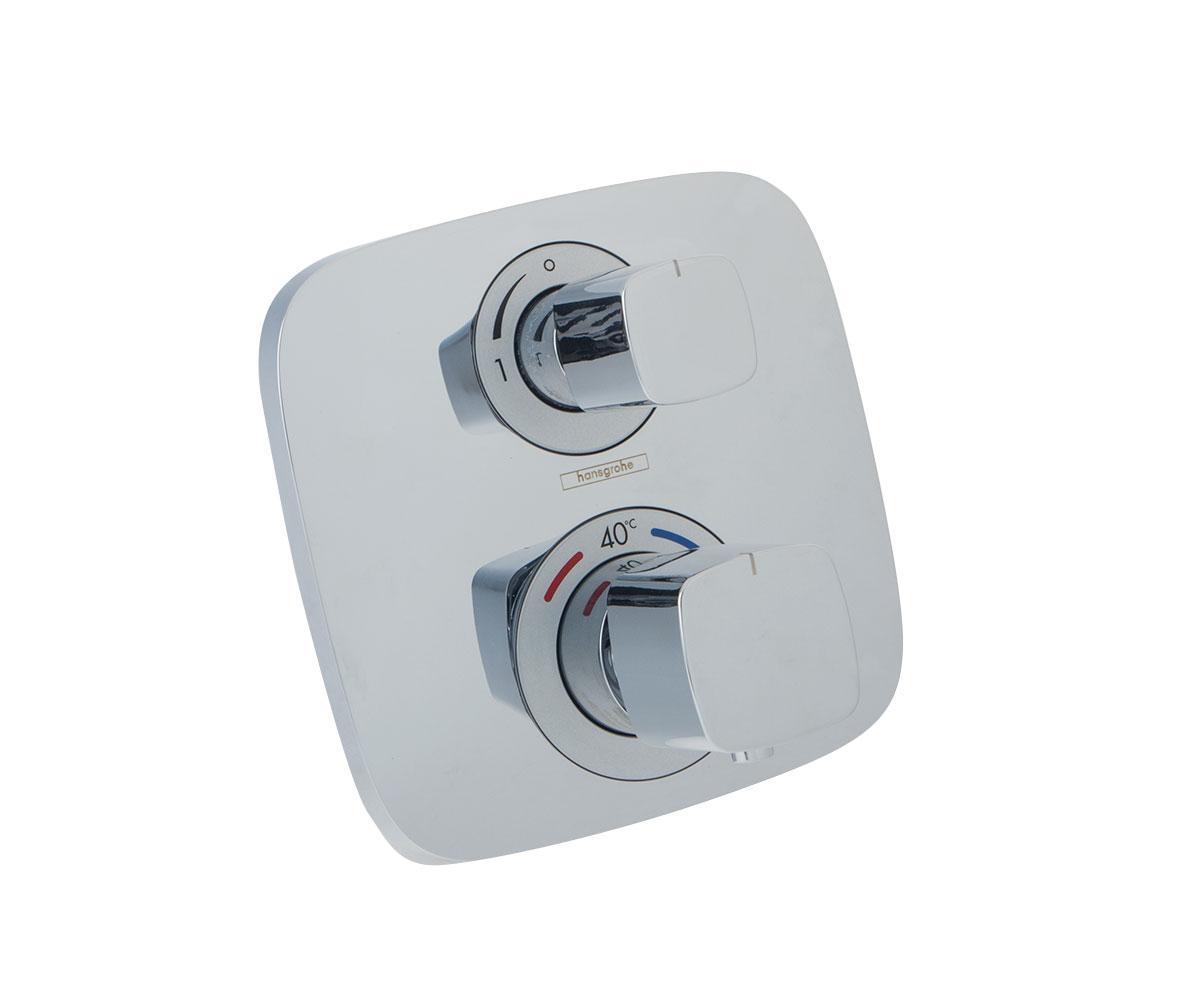 Верхняя часть смесителя с термостатом для ванны HANSGROHE Ecostat E (15707000)