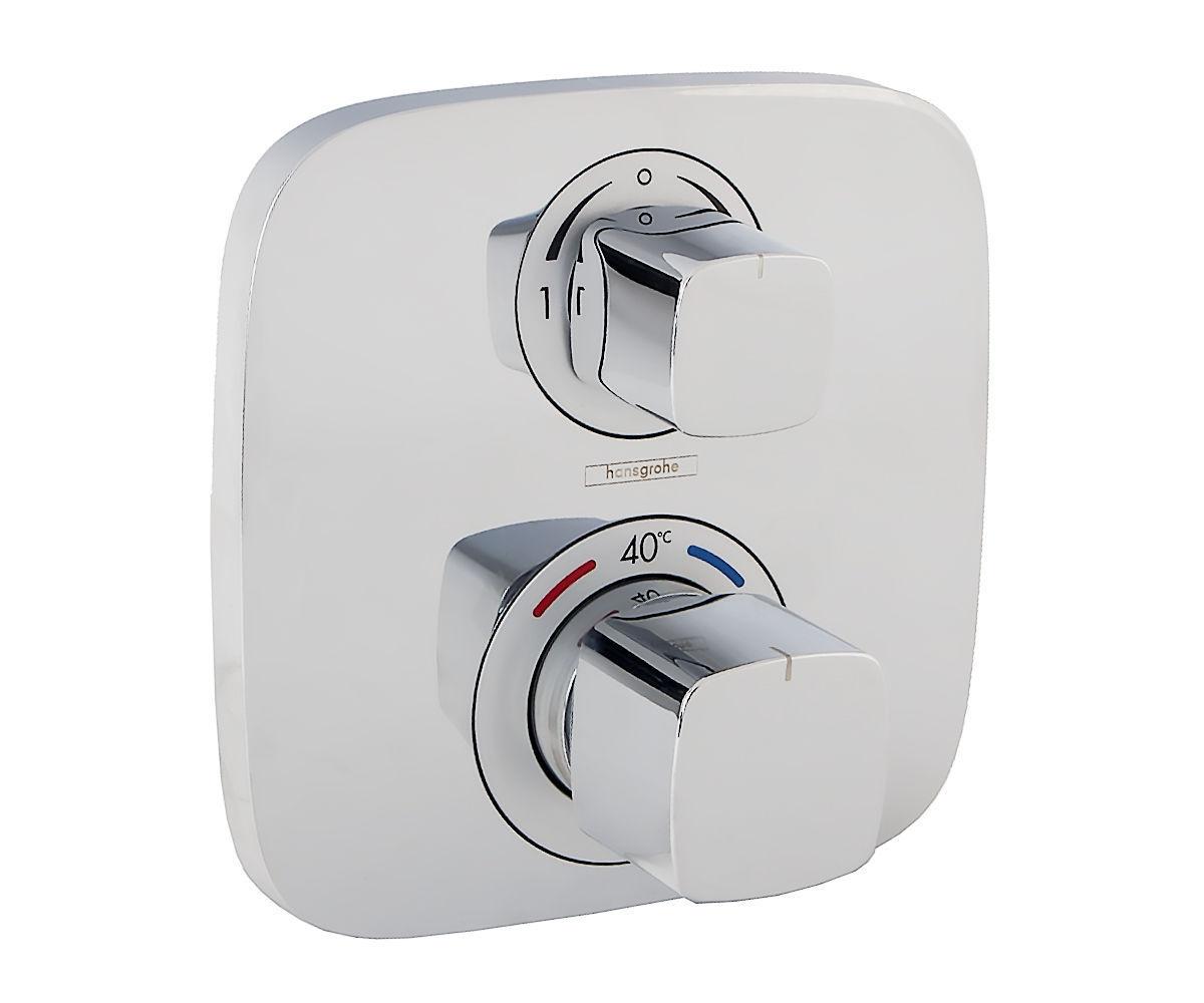 Верхняя часть смесителя с термостатом для ванны HANSGROHE Ecostat E (15708000)