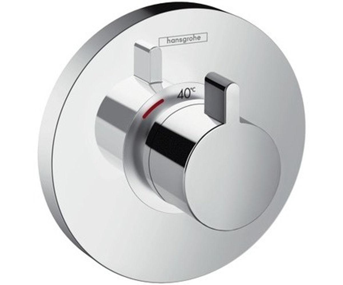Верхняя часть смесителя с термостатом для душа HANSGROHE ShowerSelect S (15741000)