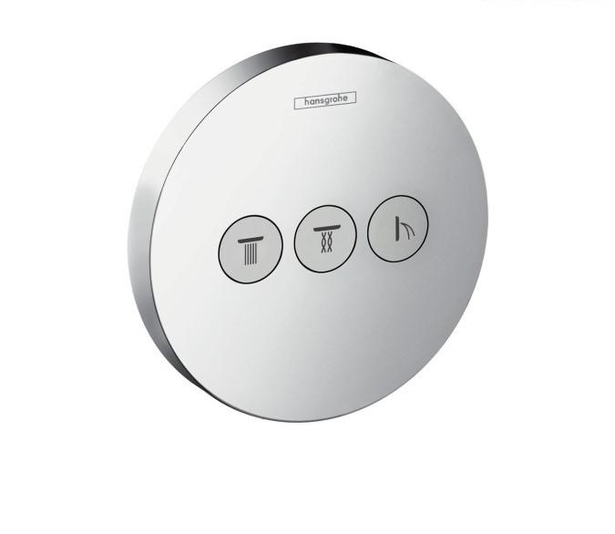 Переключающий вентиль для душа HANSGROHE ShowerSelect S (15745000)