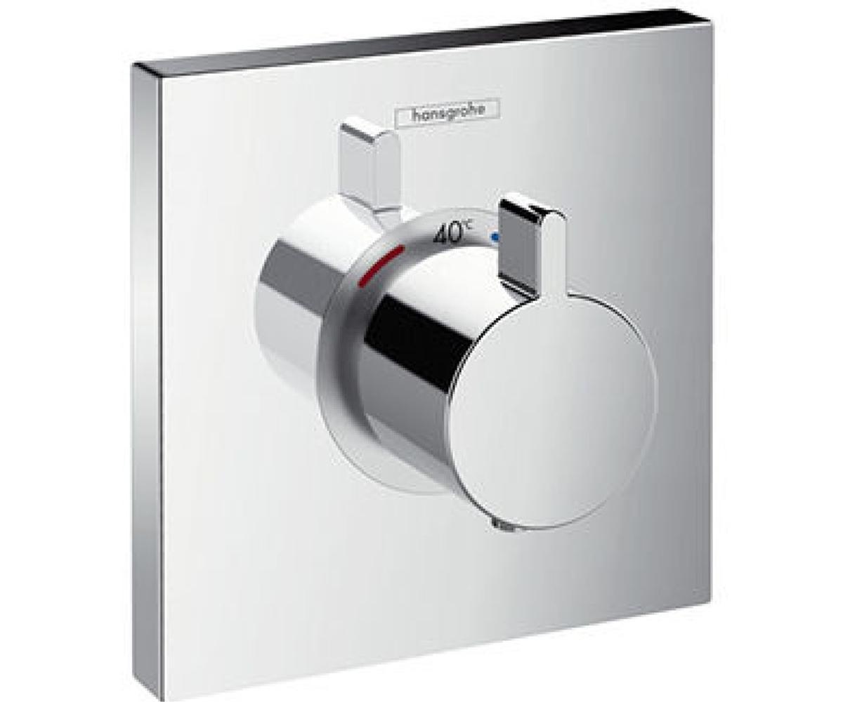 Верхняя часть смесителя с термостатом для душа HANSGROHE ShowerSelect Highfow (15760000)
