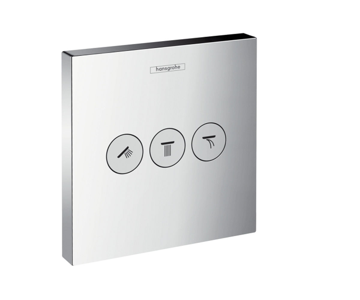 Запорный вентиль HANSGROHE ShowerSelect (15764000)