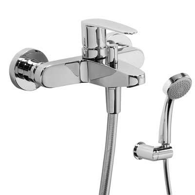 Смеситель для ванны FLAT-TRES 20417001