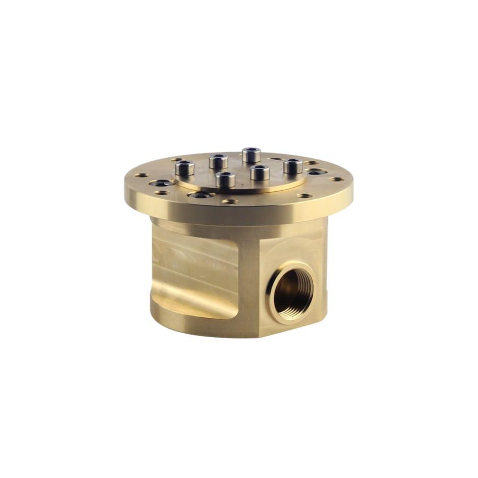 Встраиваемый механизм термостата смесителя на ванну GESSI GOCCIA (24997-031)