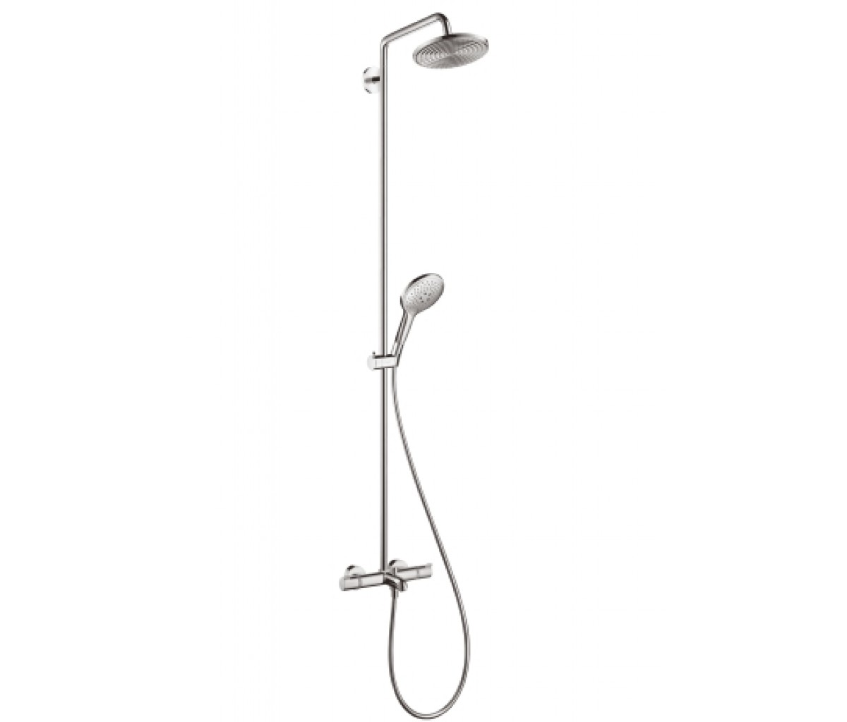 Душевой гарнитур HANSGROHE Raindance Select S 240 Showerpipe (27117000)