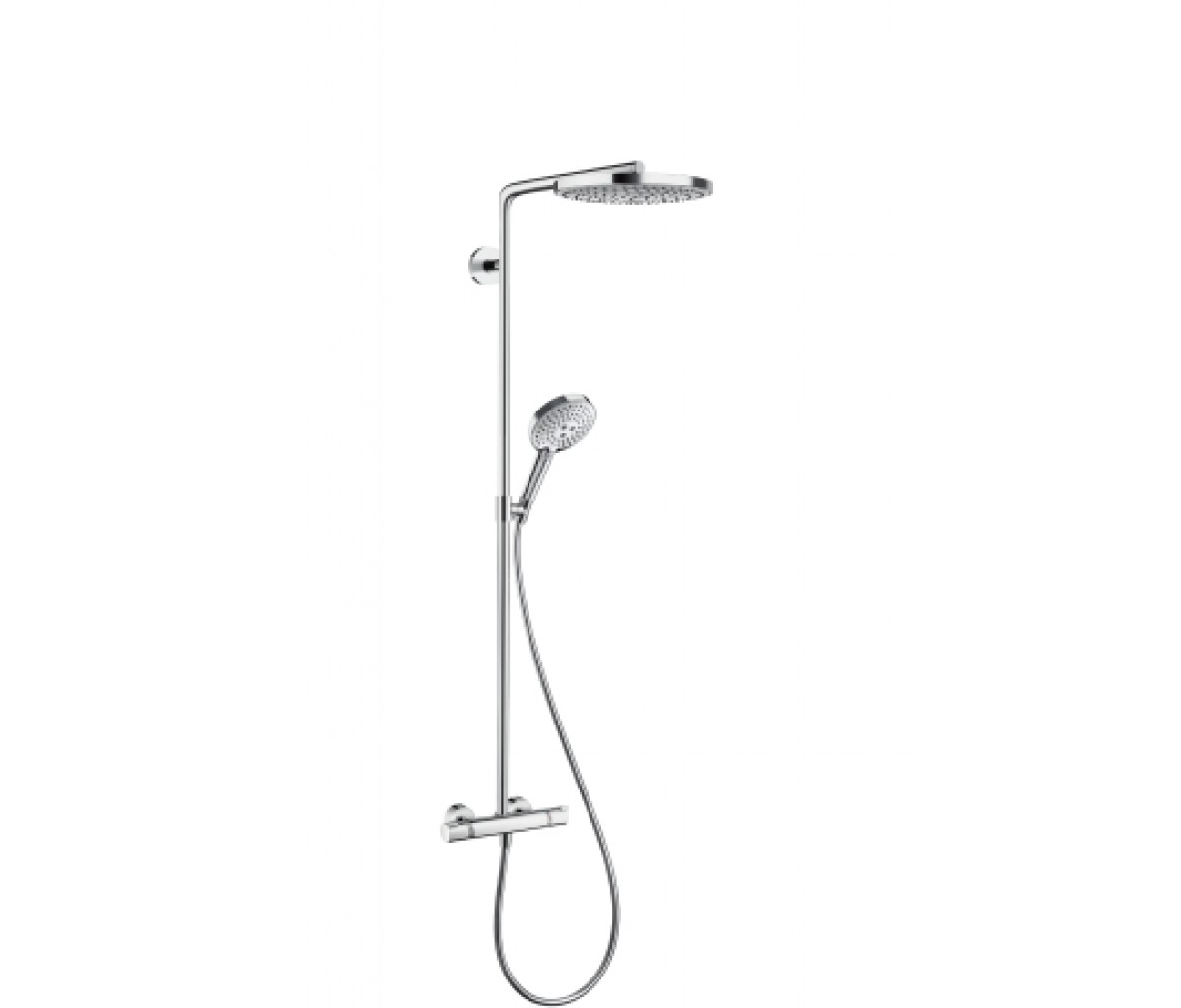 Душевой гарнитур HANSGROHE Raindance Select Showerpipe (27129400)