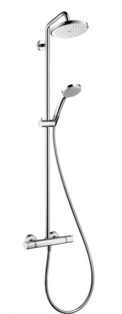 Душевой гарнитур HANSGROHE Croma 220 Showerpipe (27185000)