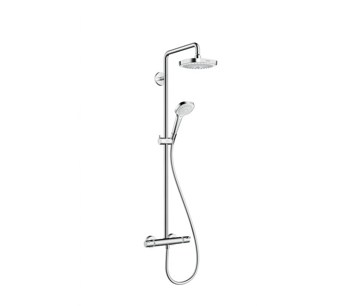 Душевой гарнитур HANSGROHE Croma Select Showerpipe (27256400)