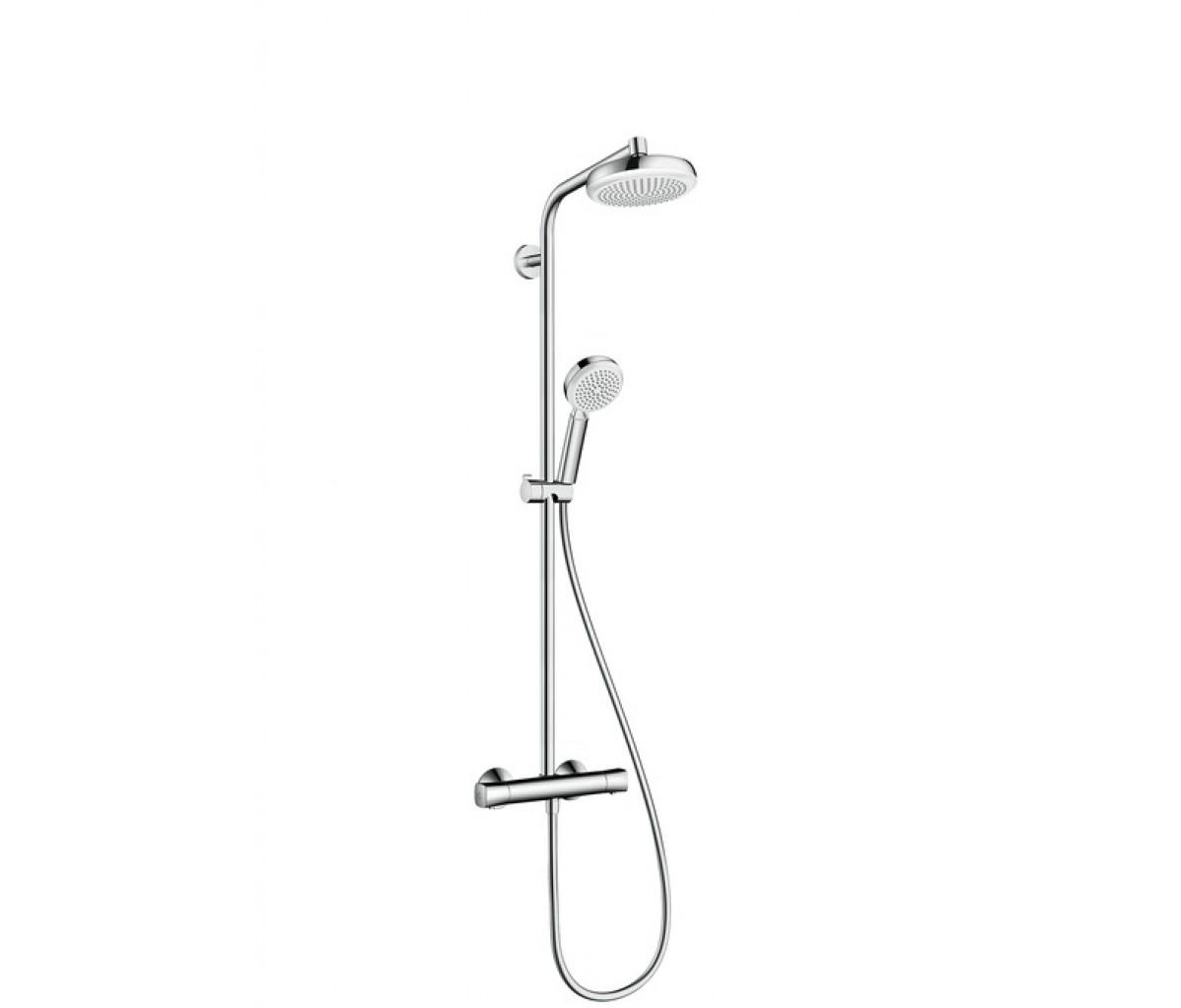Душевой гарнитур HANSGROHE Crometta Showerpipe (27264400)