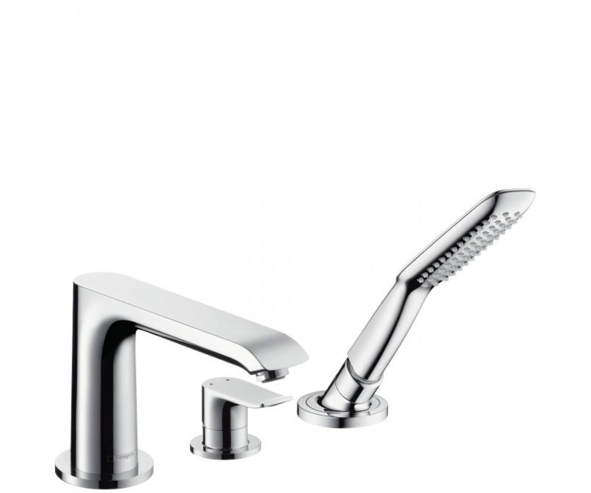 Смеситель для ванны HANSGROHE Metris (31190000)