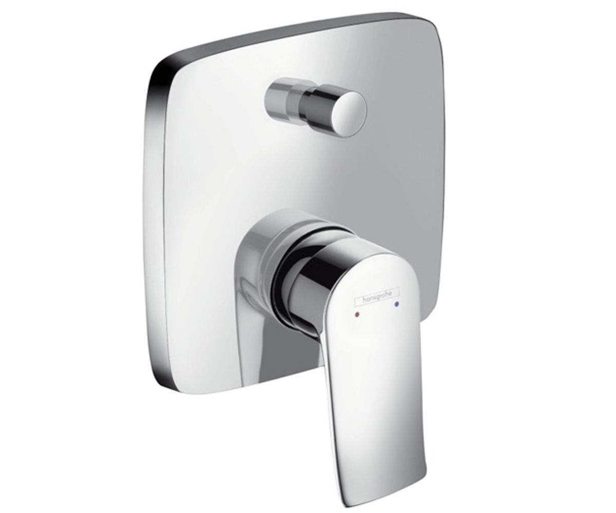 Верхняя часть смесителя для ванны HANSGROHE Metris (31454000)