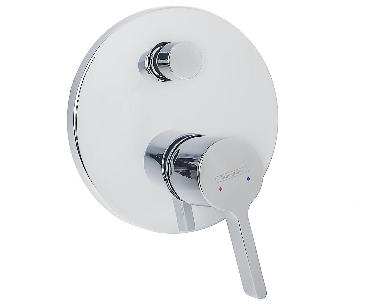 Верхняя часть смесителя для ванны HANSGROHE Metris S (31465000)