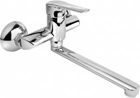 Змішувач Armatura JADEIT для умивальника настінний, L = 200 мм