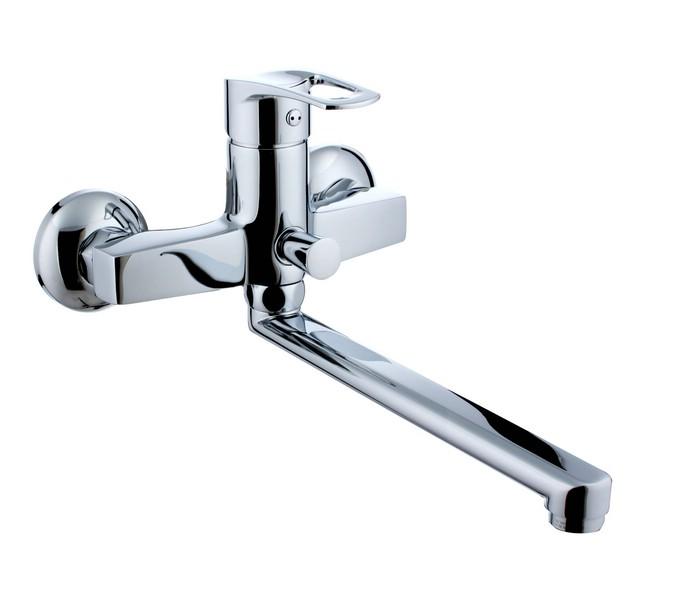 Смеситель для ванны Imprese LIDICE, излив 23 см 35095