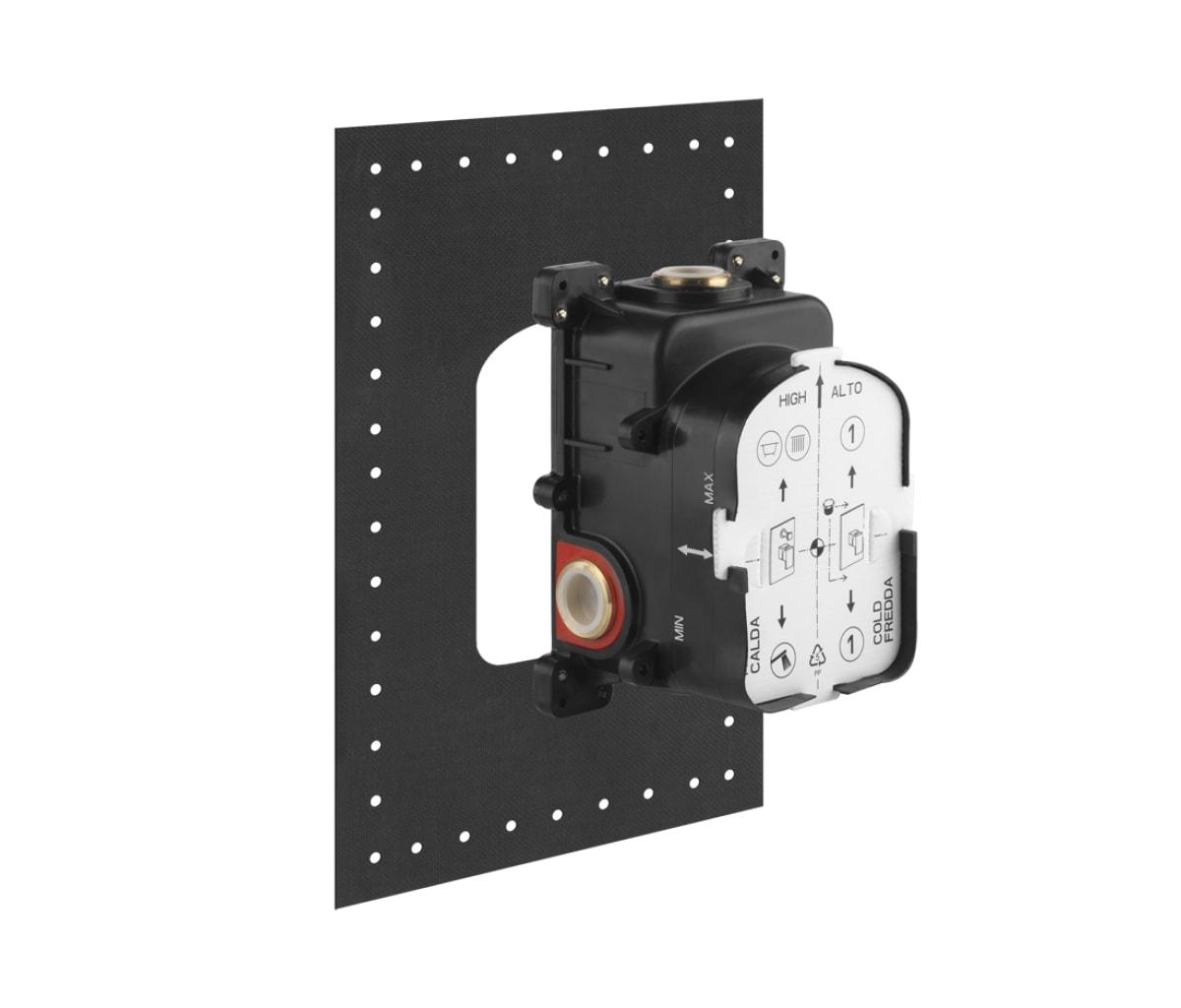 Встраиваемый механизм для смесителя на ванну GESSI UNIVERSAL BOX (37755-031)